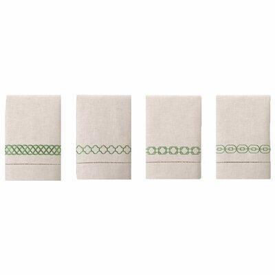 Guest Towels Hand Towel Color: Apple Green