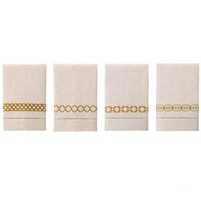 Guest Towels Hand Towel Color: Marigold