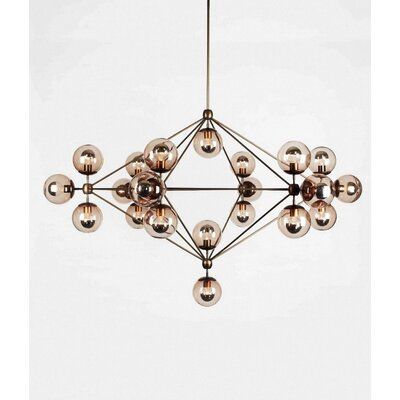 21-Light Cluster Pendant
