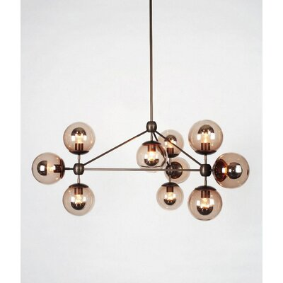 10-Light Cluster Pendant