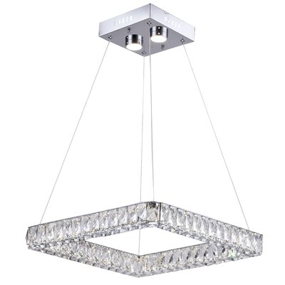 LED Kitchen Crystal pendant