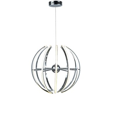12-Light LED Foyer Pendant