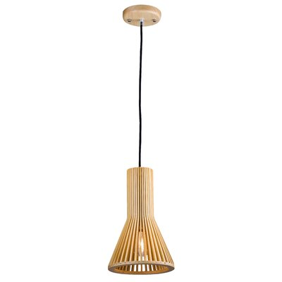 Avoca 1-Light Mini Pendant Size: 11.8 H x 7.8 W x 7.8 D