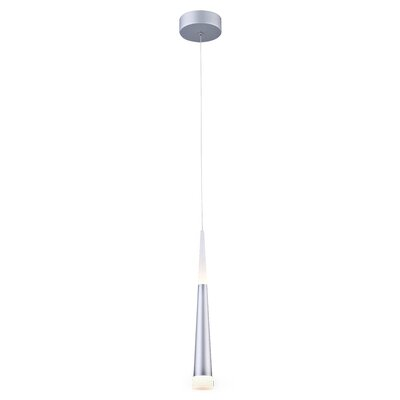 1-Light LED Mini Pendant