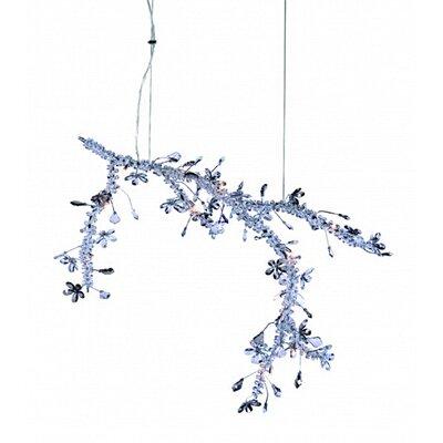13-Light Crystal Chandelier