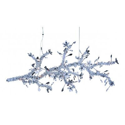 20-Light Crystal Chandelier