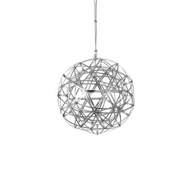 12-Light LED Globe Pendant