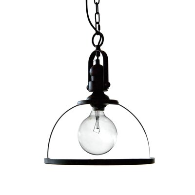 Lantern 1-Light Mini Pendant