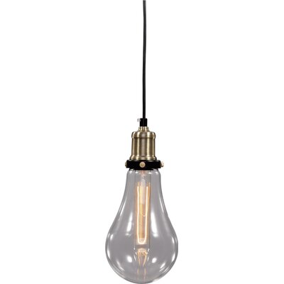 Brouillette 1-Light Mini Pendant