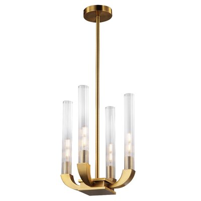 Kellner 4-Light Mini Chandelier