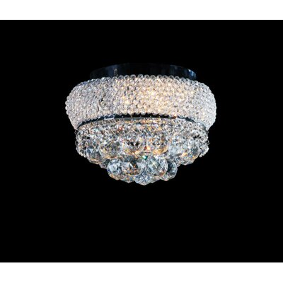 Harvey 3-Light Flush Mount