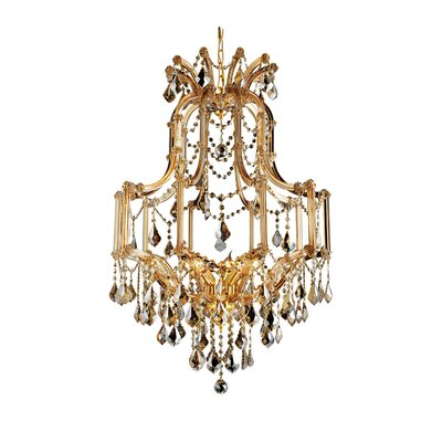 ET Series 5-Light Crystal Chandelier
