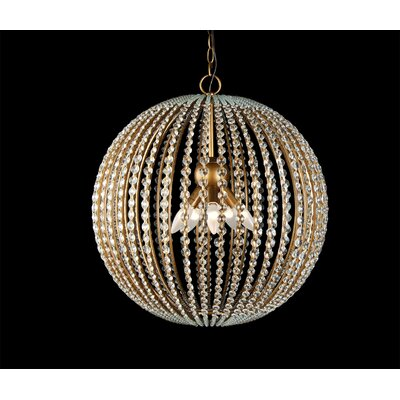 YS Series 5-Light Globe Pendant