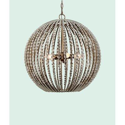 YS Series 5-Light Globe Pendant