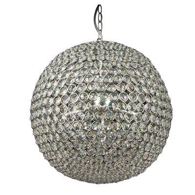 GL Series 5-Light Globe Pendant