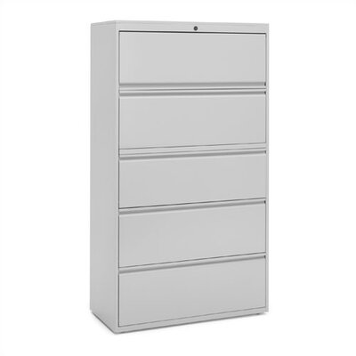 Hon 600 Series Shelf Files With Receding D