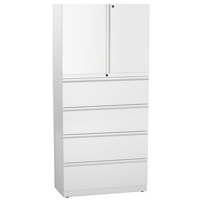 Trace Storage Cabinet Finish: Bright White Product Image 968