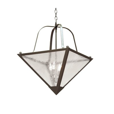 Zale 4-Light Inverted Pendant