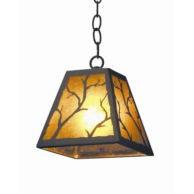 Branch 1-Light Foyer Pendant