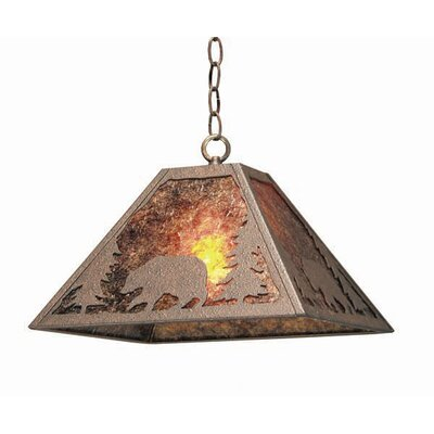 Bear Creek 1-Light Pendant