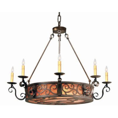 Delano 11-Light Candle-Style Chandelier