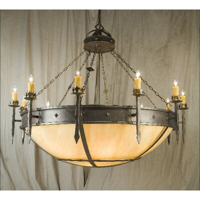 Castilla 20-Light Candle-Style Chandelier