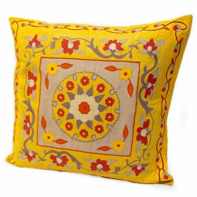 Susan Sargent Bosma Cotton Throw Pillow