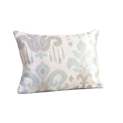 Madrid Boudoir/Breakfast Pillow Color: Sky Blue