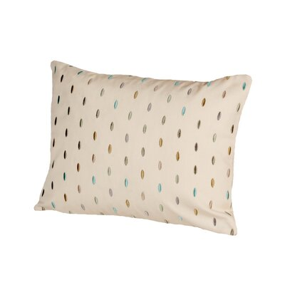 Look Drops Indoor/Outdoor LBoudoir/Breakfast Pillow Color: Sea Blue