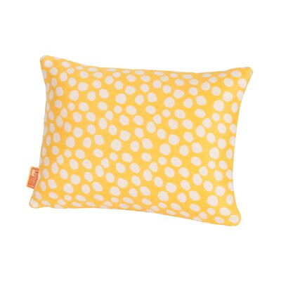 Look Indoor/Outdoor Lumbar Pillow Color: Yellow