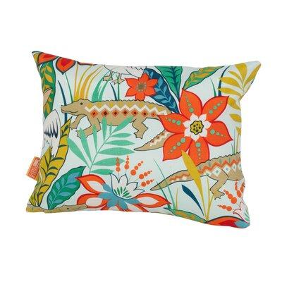 Glade Indoor/Outdoor Lumbar Pillow Color: Mist