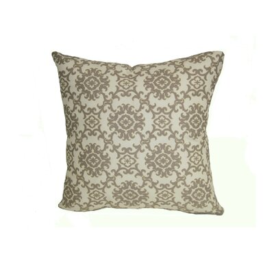 Coastal Medallion Indoor/Outdoor Throw Pillow Size: 17 H x 17 W x 4 D, Color: Sand