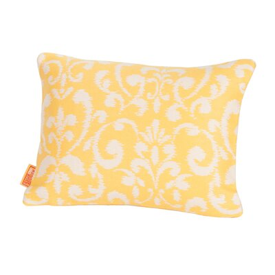 Plath Indoor/Outdoor Lumbar Pillow Color: Yellow