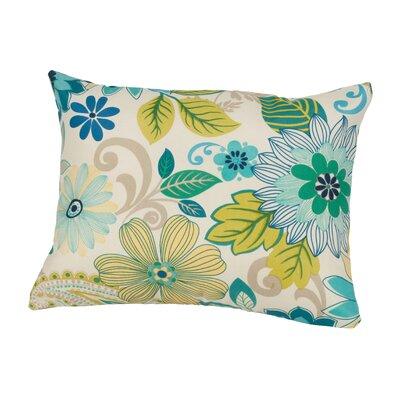 Gaya Indoor/Outdoor Lumbar Pillow Color: Natural