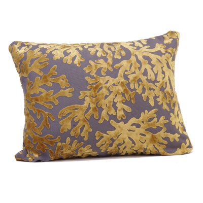St. Tropez Boudoir/Breakfast Pillow Color: Golden