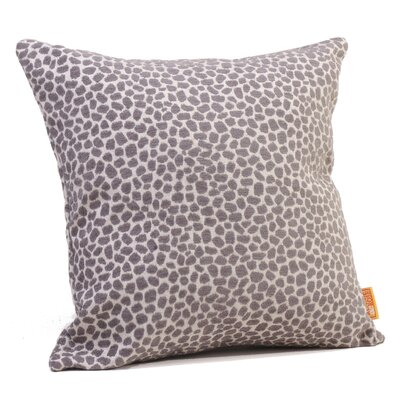Pebbles Throw Pillow Size: 24 H x 24 W x 5 D