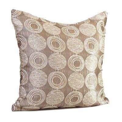Cubism Circle Throw Pillow Size: 24 H x 24 W x 5 D