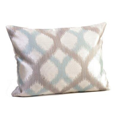 Barcelona Lumbar Pillow Color: Sky Blue