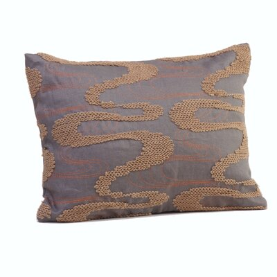 ViceroyBoudoir/Breakfast Pillow Color: Rio Blue