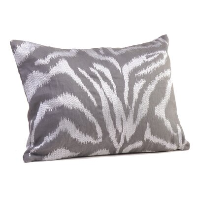 Farrah Boudoir/Breakfast Pillow Color: Steel