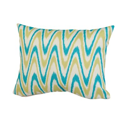 Dunes Indoor/Outdoor Throw Pillow Size: 12