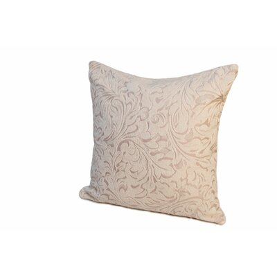 Island Vega Pumice Pre-Stuffed Throw Pillow Size: 18
