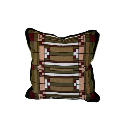 Frank Lloyd Wright Sklylight Window Pillow