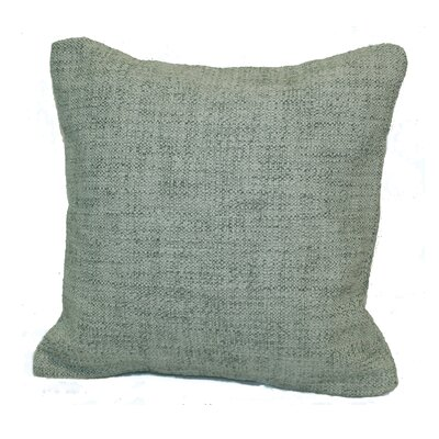 Woodlands Throw Pillow Color: Birch / Teal