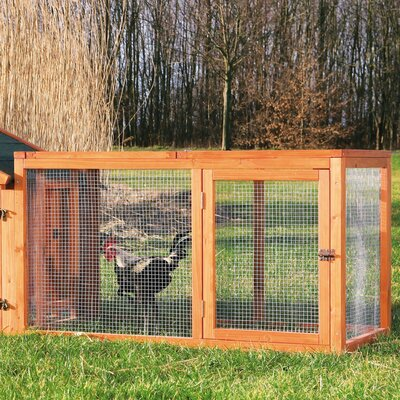 Lowman Trixie Outdoor Chicken Run with Mesh Cover