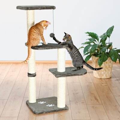 Lyons Altea 46 Cat Tree Color: Platinum Gray