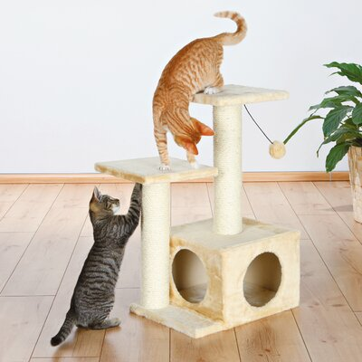 Valencia 28 Cat Tree Finish: Natural