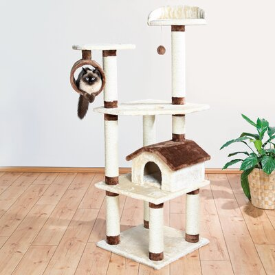 65 Marissa Cat Tree