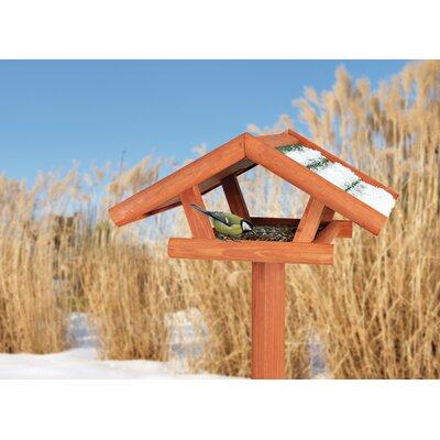 Trixie Traditional Wooden Bird Feeder