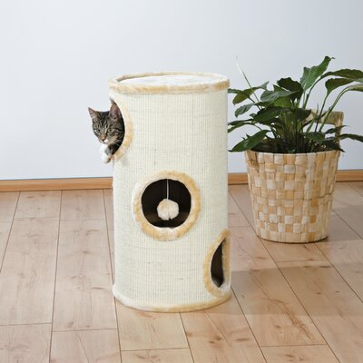 Manns 28 3-Story Tower Cat Condo